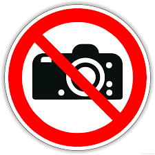 no photographer